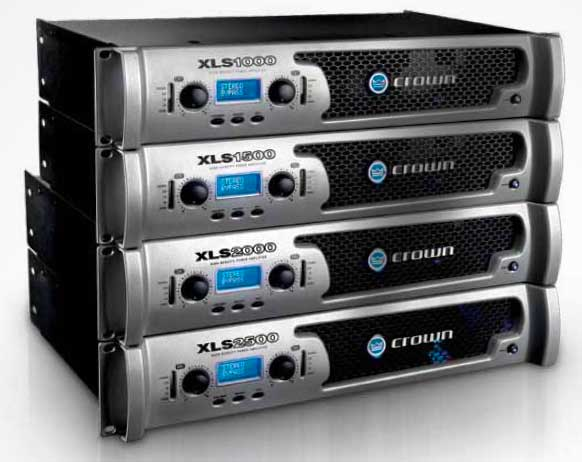 Crown Audio Xls Amplifier Series